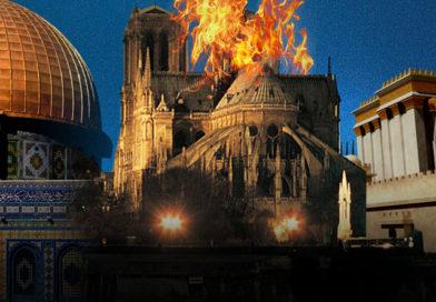 E-book Strategika : Notre-Dame, Al Aqsa et le troisième Temple. La géopolitique des religions