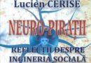 """""""Neuro-Pirates"""" – Le lancement du livre de Lucien Cerise à Bucarest"""