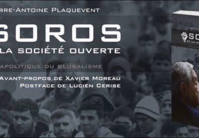 """Moldavie, Italie, Arménie : l'alternative au globalisme s'organise autour du livre : """"Soros et la société ouverte"""""""