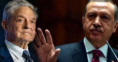 Soros, Erdogan et les armes d'immigration massive contre l'Europe et la Russie.