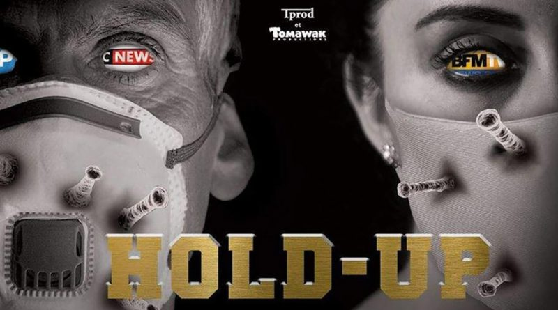 Retrouvez les intervenants de Strategika dans Hold-Up, le documentaire qui fait trembler l'oligarchie globaliste