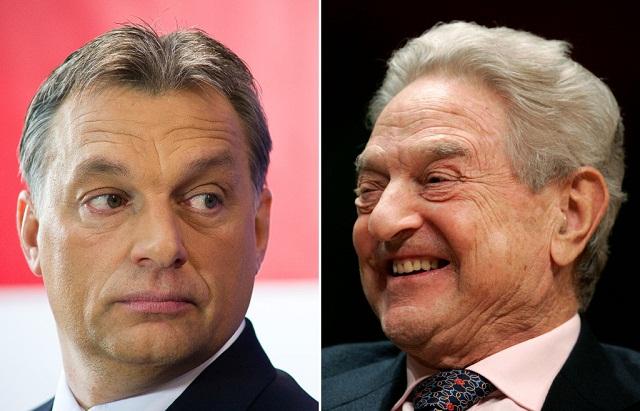 Orban & Soros