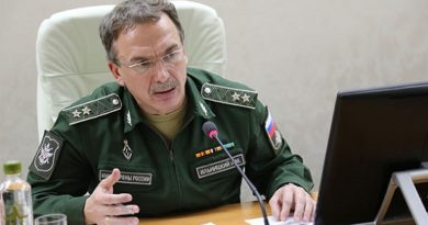 conseiller min defense russe