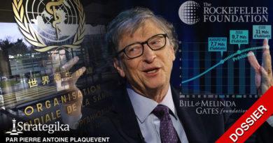"""Vaccination, dépopulation, urgence climatique : Bill Gates, l'OMS et le """"Great reset"""" démographique"""