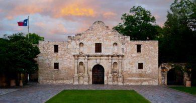 fort alamo texas