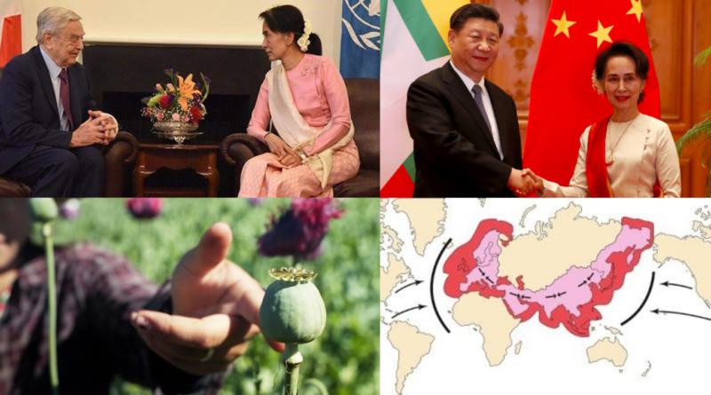 Société ouverte vs Chine : le choc des globalismes – première partie