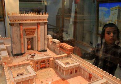Le Troisième Temple de Jérusalem et l'embrasement de la Terre sainte