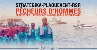 """""""Pêcheurs d'hommes"""" : enquête sur l'activité des navires-ONG en Méditerranée centrale"""