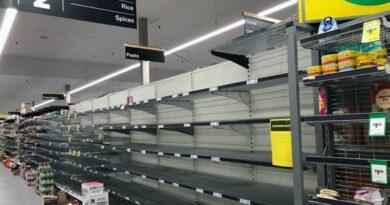 Melbourne supermarket